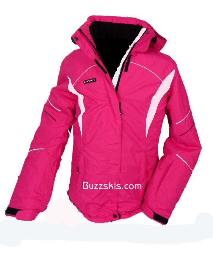 Volcom Girls Snowboarding Jacket