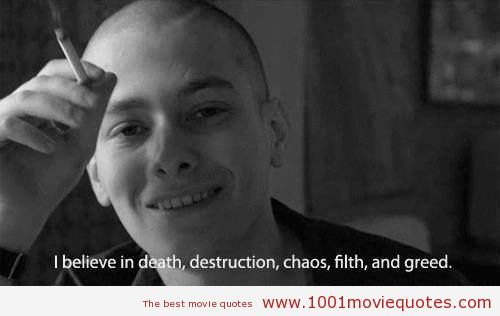 American History X 1998 Quote Movie Quotes American History X