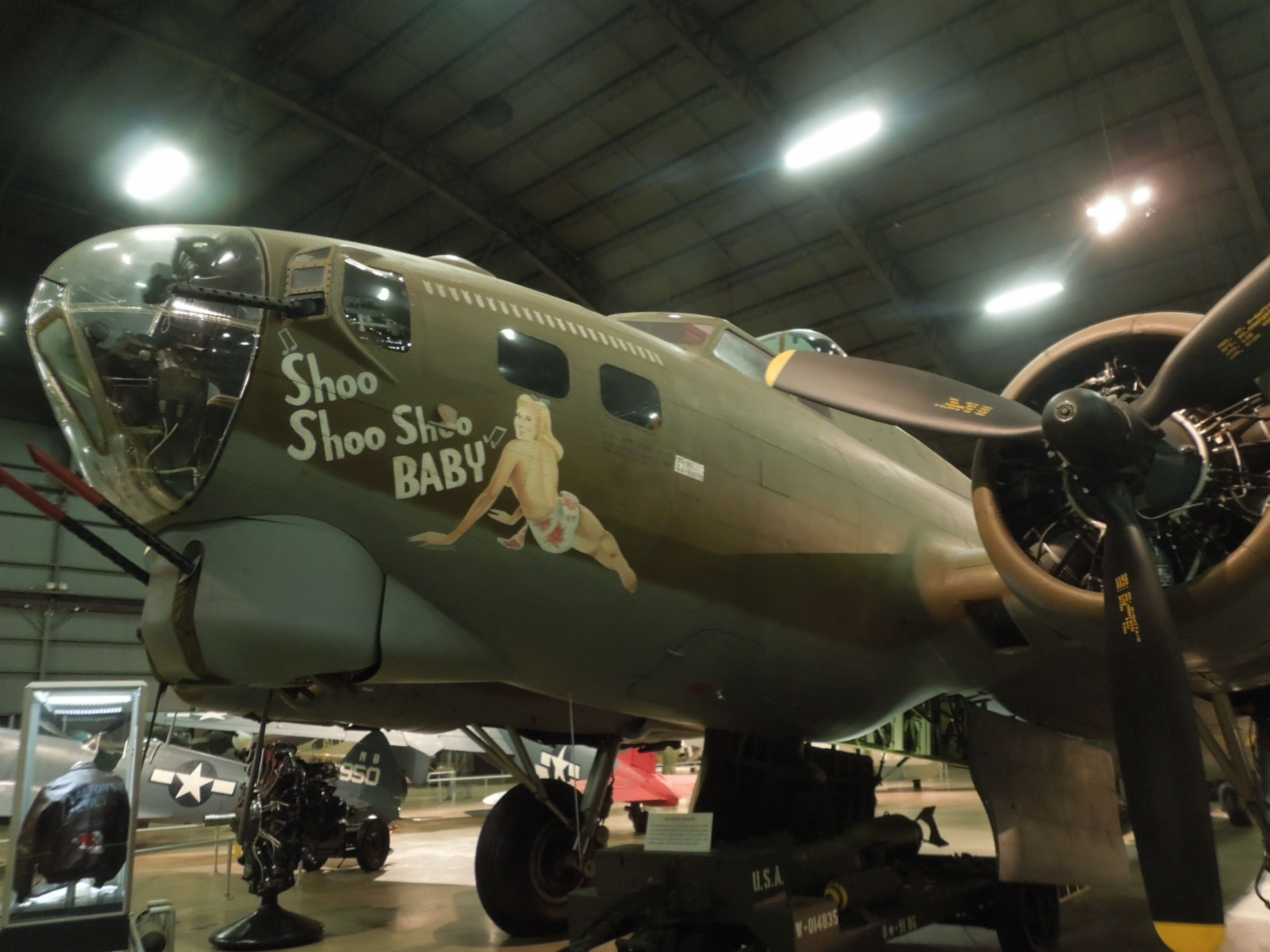 United States Air Force Museum / Wright-Patterson Air Force Base / Dayton, Ohio