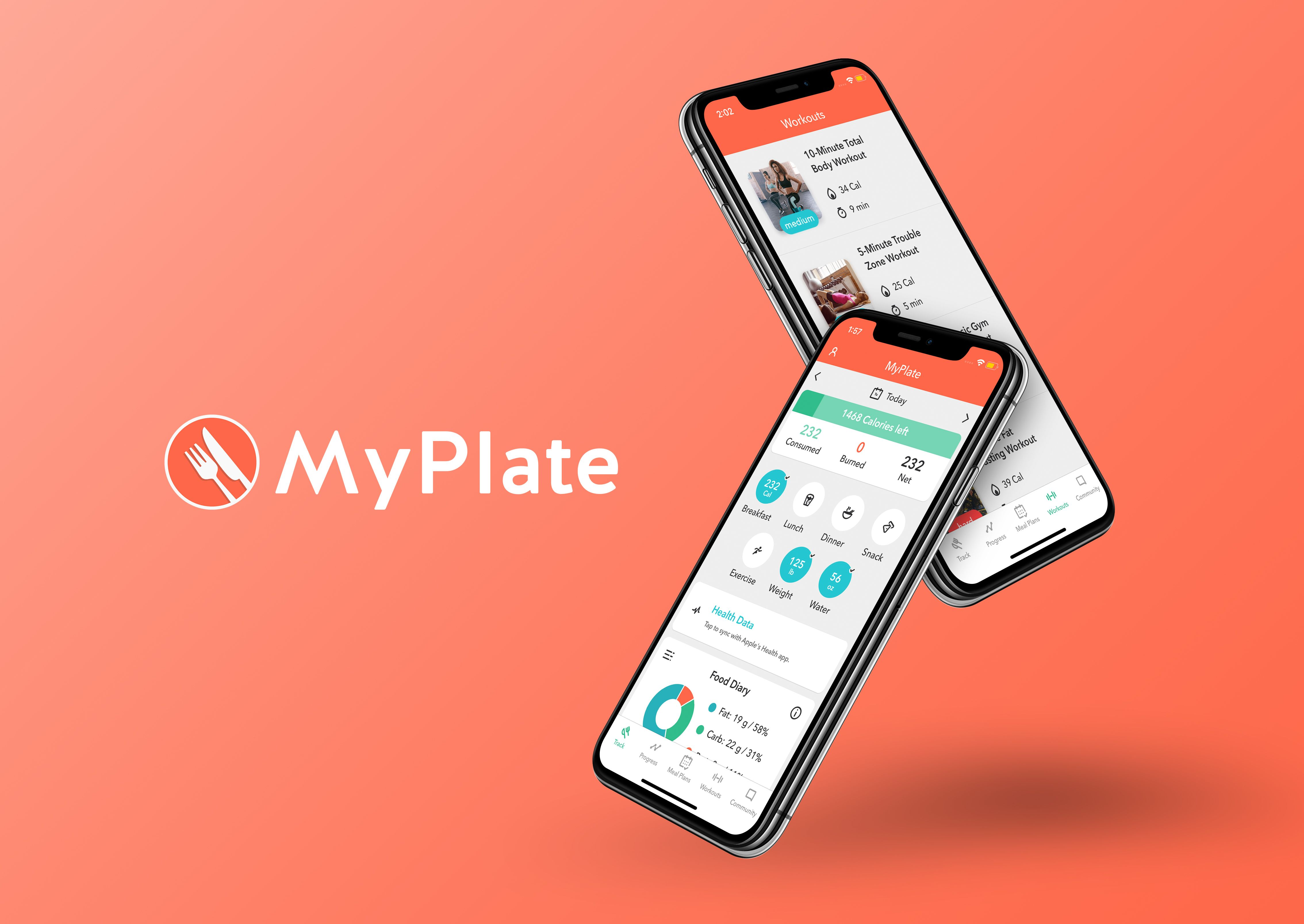 How to Use Free MyPlate Calorie Tracker
