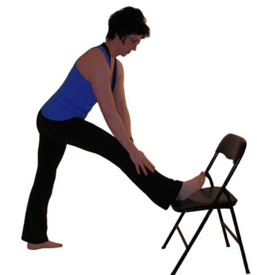 Hip Stretches It Is Common To Develop Muscle Imbalances Around The Hip Senior Fitness Hamstring Stretch Hip Stretches