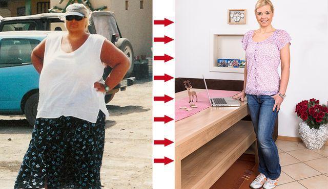 Leserin Nadja verlor ihrem Sohn zuliebe ganze 77 Kilo.