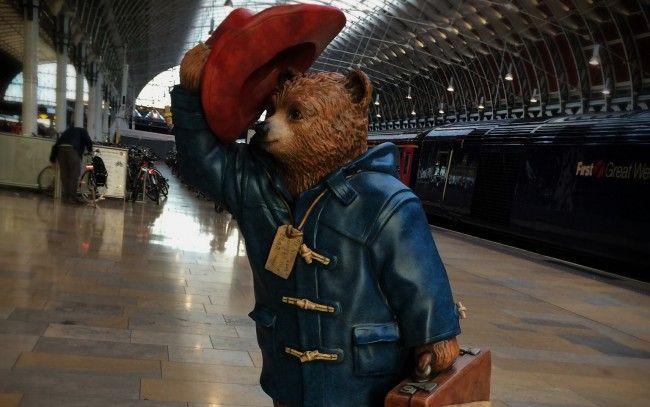 Paddington Bear 'Unsuitable' Rating Shocks Michael Bond