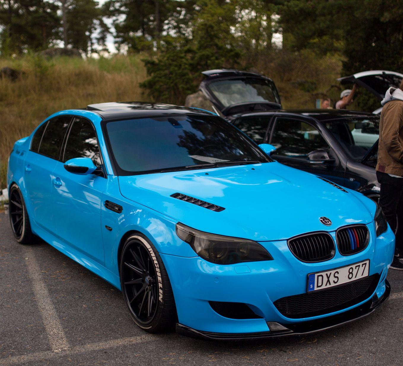 M5 E60: BMW M5, BMW és Bmw M5 E60