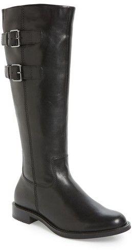 43ee1ed917f Ecco Women s Shape 25 Tall Buckle Boot