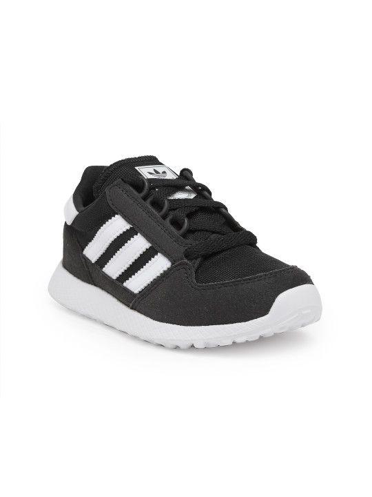 9f59575747b Adidas Originals Kids Black Forest Grove C Sneakers -