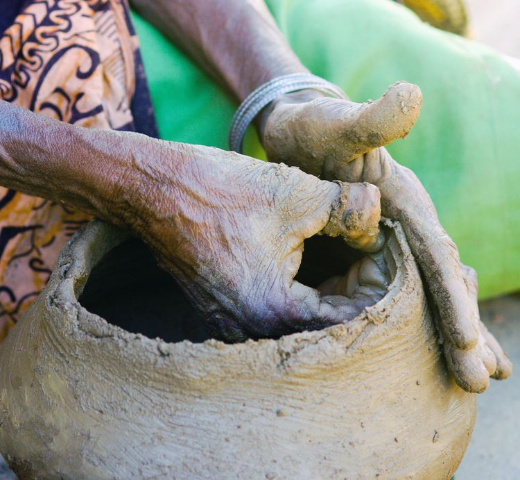 How to use local clays in your pottery clay clay