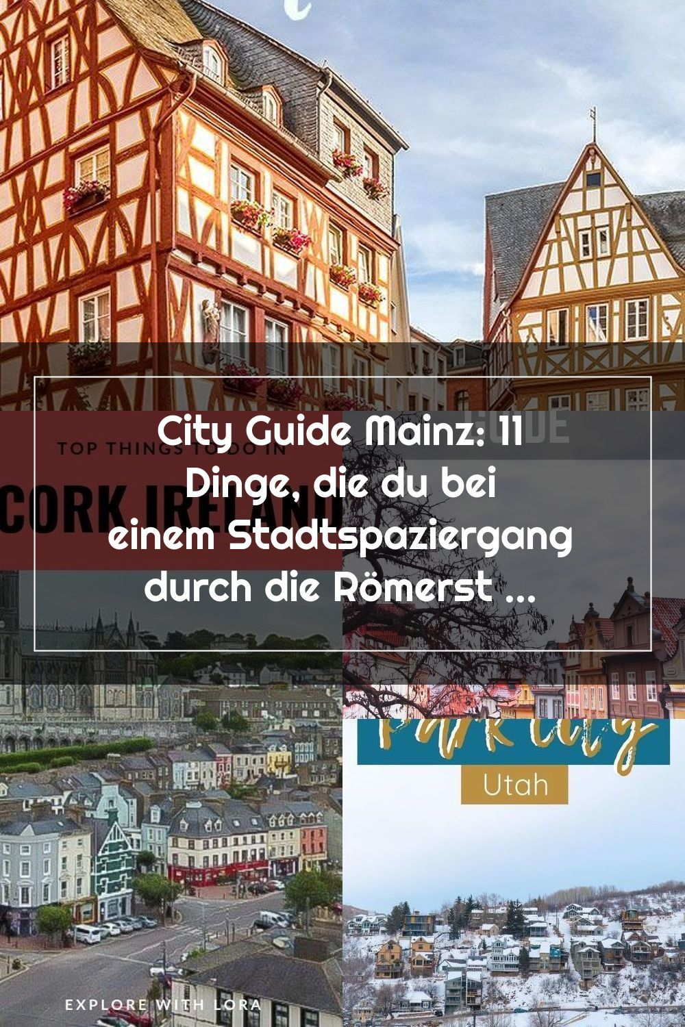 Pin Auf City Guides