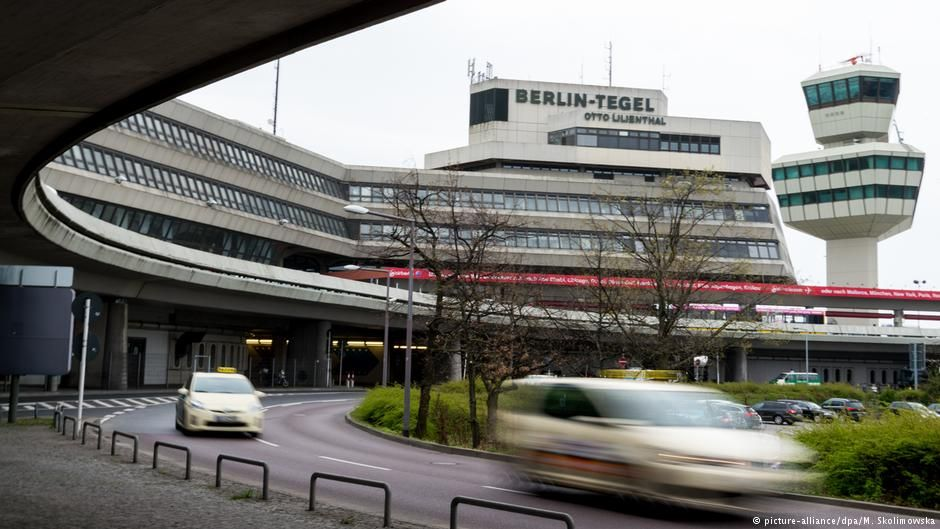 Berlin votes to keep Tegel Airport open Deutsche Welle