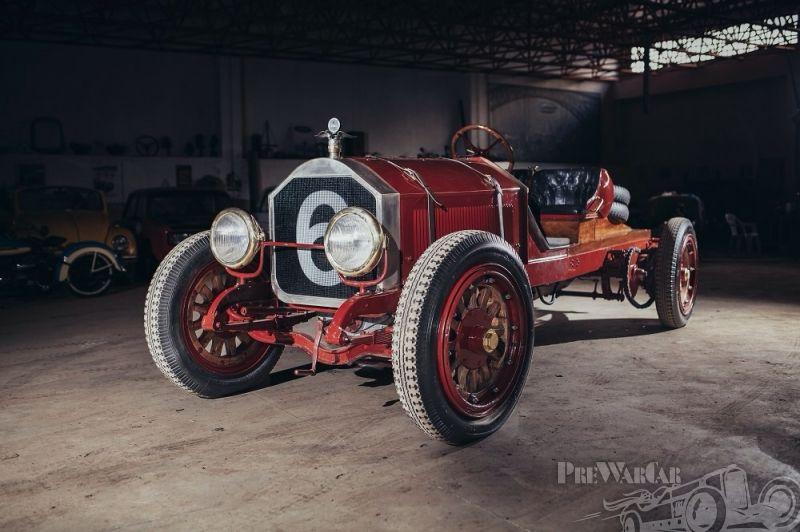 American La France Type 12 14 5l Sdster 1918 For
