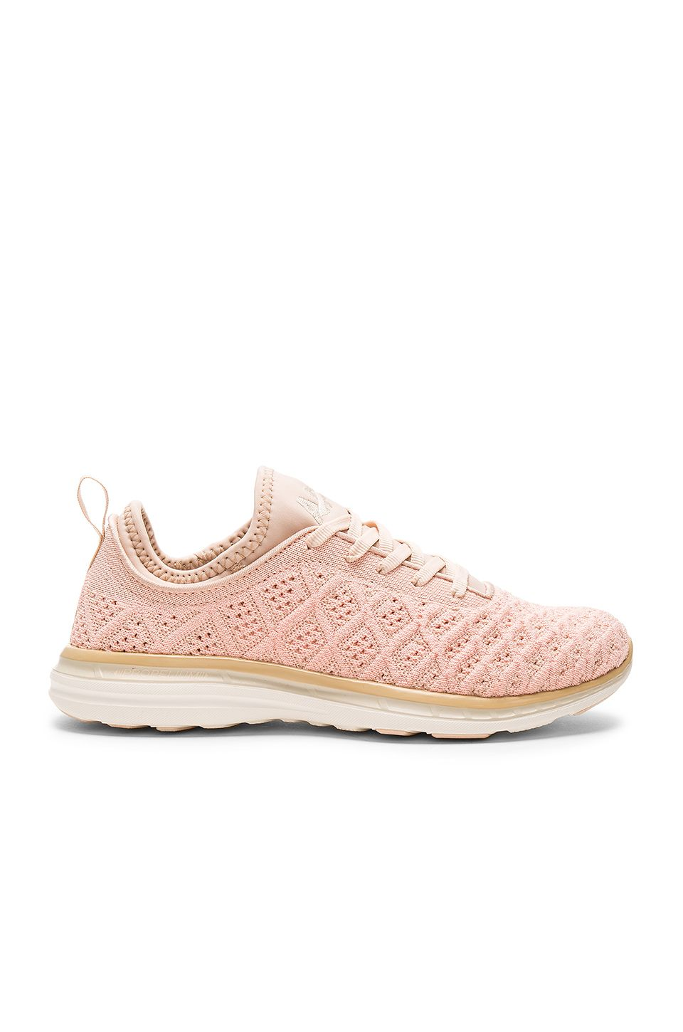APL Athletic Propulsion Labs Apl? Athletic Propulsion Labs Woman Techloom Phantom Mesh Sneakers Blush Size 9.5 Outlet Discounts Enjoy Cheap Price Buy Cheap Websites Buy Cheap Pre Order 8sLFnki