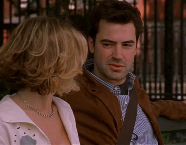 Ron livingston sex and the city