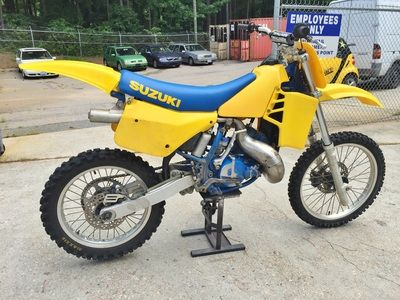 1988 Suzuki RM250 Unrestored - East Coast Vintage MX | Bikes ...