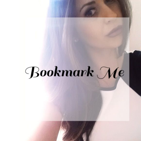 """• Bookmark Me • Hi girls!  """"Like"""" this listing to easily find your way back to my page ☺️ Other"""