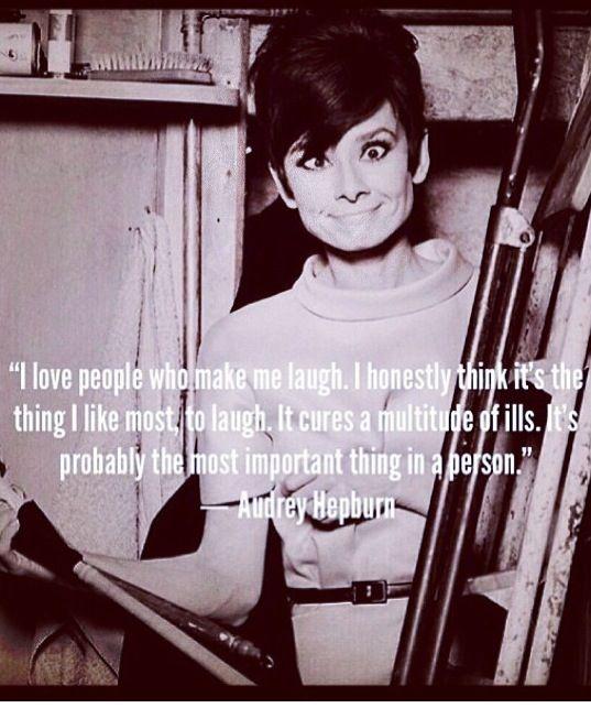 audrey hepburn quotes   Audrey hepburn quotes, Things to