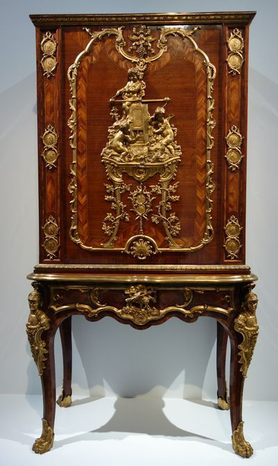 Charmant Charles Cressent (1685 1768). París. Gothic FurnitureClassic ...