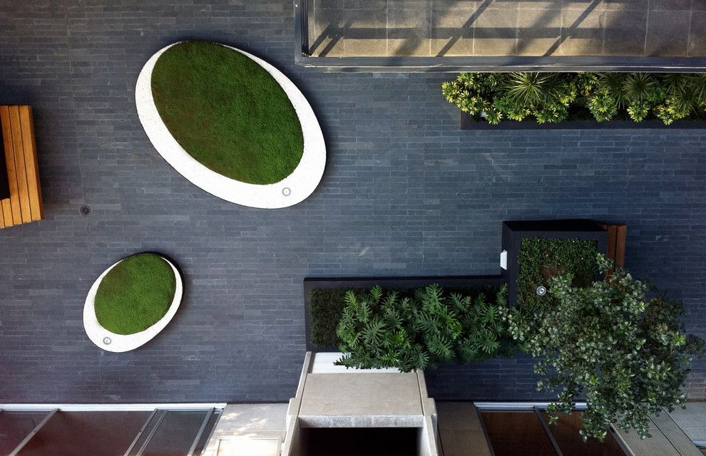 Simple Landscape Design Landscape Modern With Garden Modern
