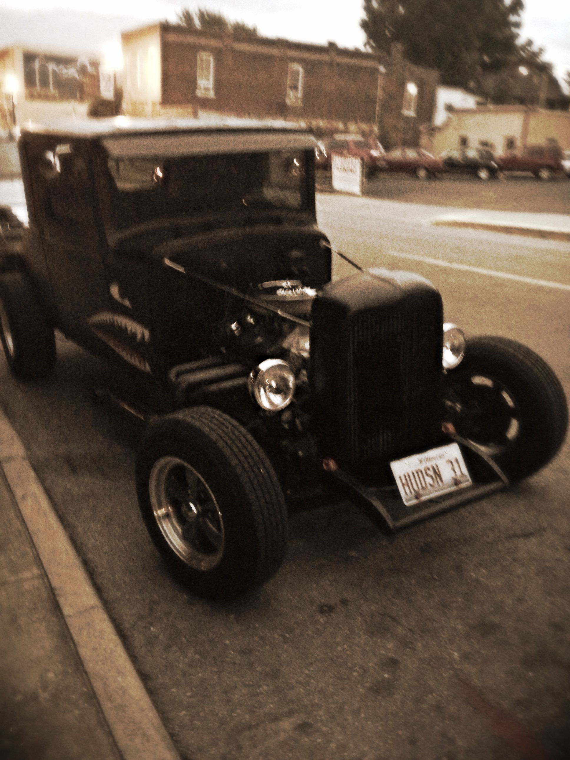 Old fashioned car | Love Old fashion cars | Pinterest | Cars and Vehicle