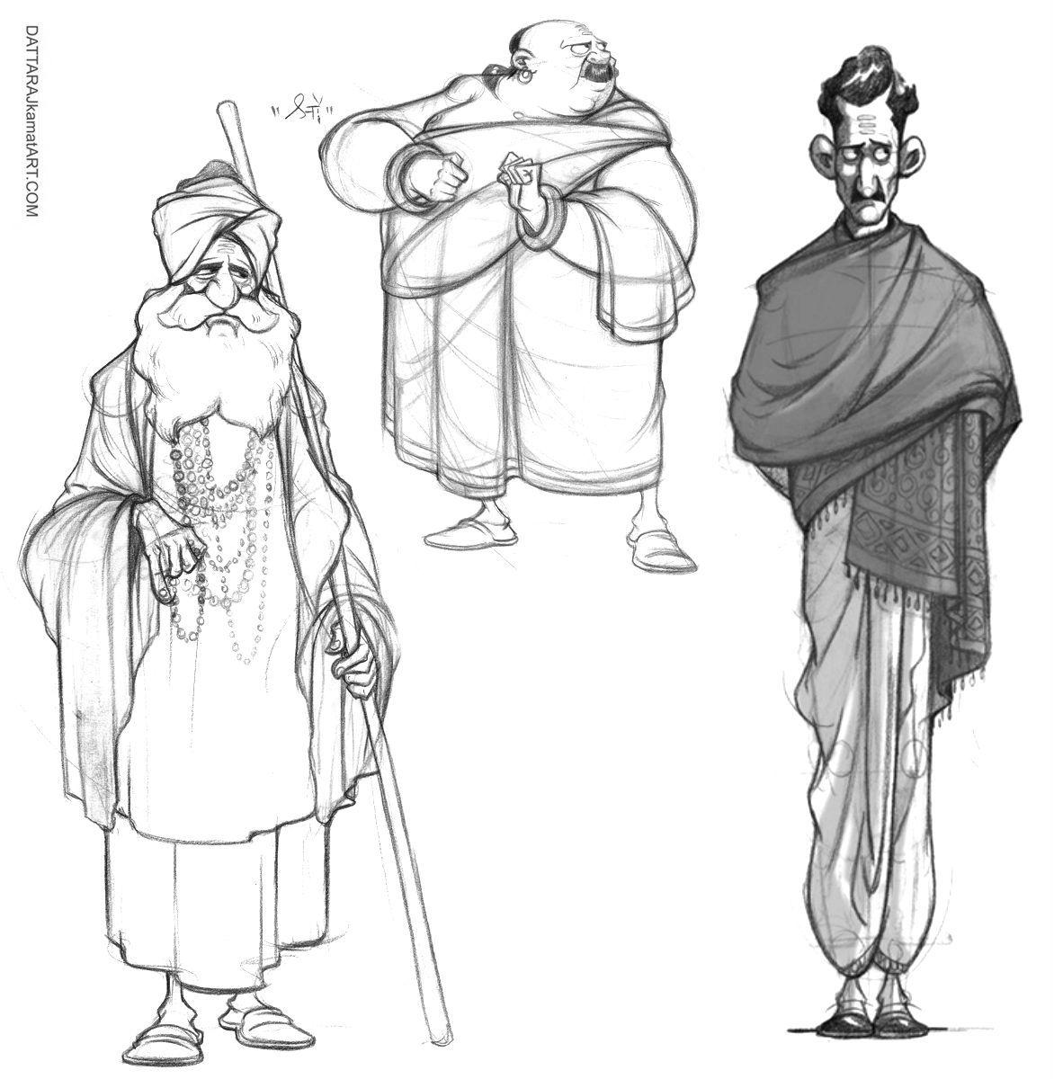 Art by Dattaraj Kamat* • Blog/Website (www
