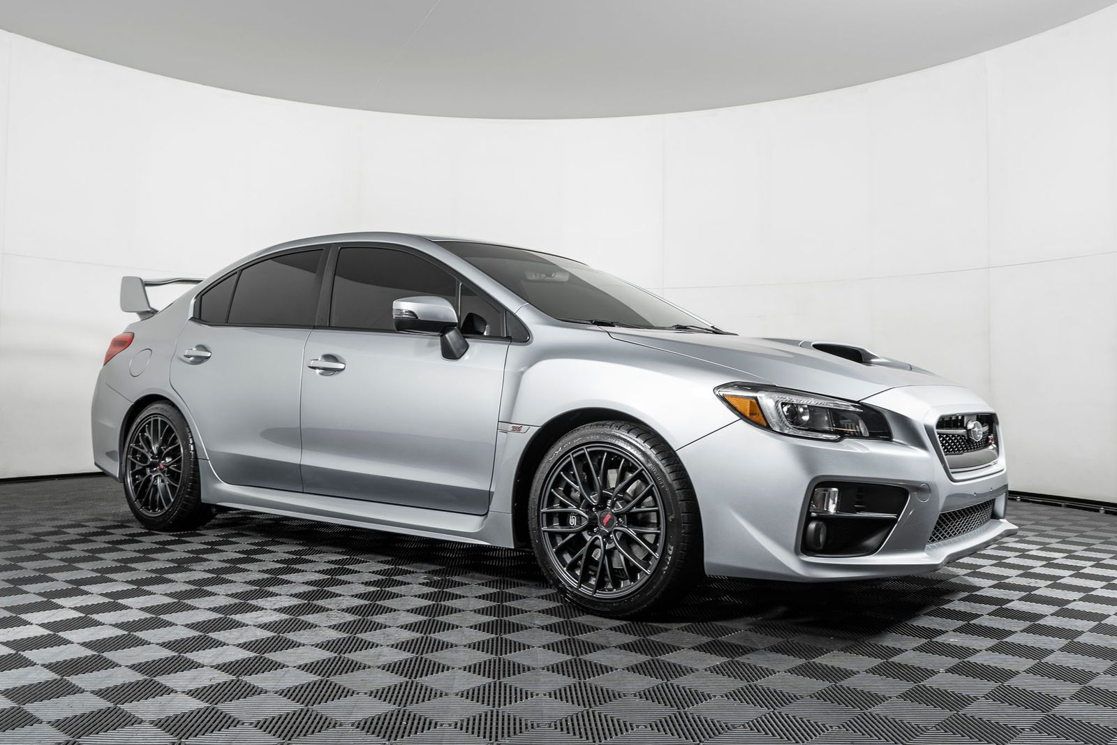 Used 2017 Subaru WRX STI AWD Sedan For Sale Northwest