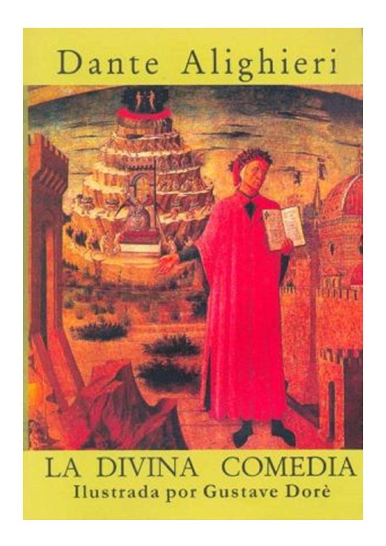 La Divina Comedia Classic Books Dante Alighieri I Love Books