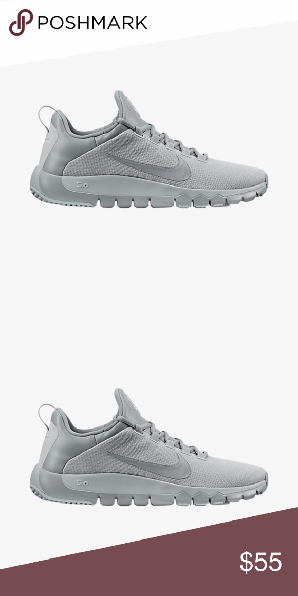453cacdb2ebb3 Nike Free Trainer Training Shoes 5.0 644671 001 The Men s Nike Free Trainer  5.0 Training Shoes offers an adaptive