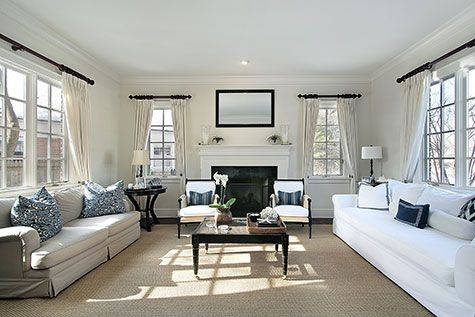 Moderne woonkamer ideeën voor het huis moderne