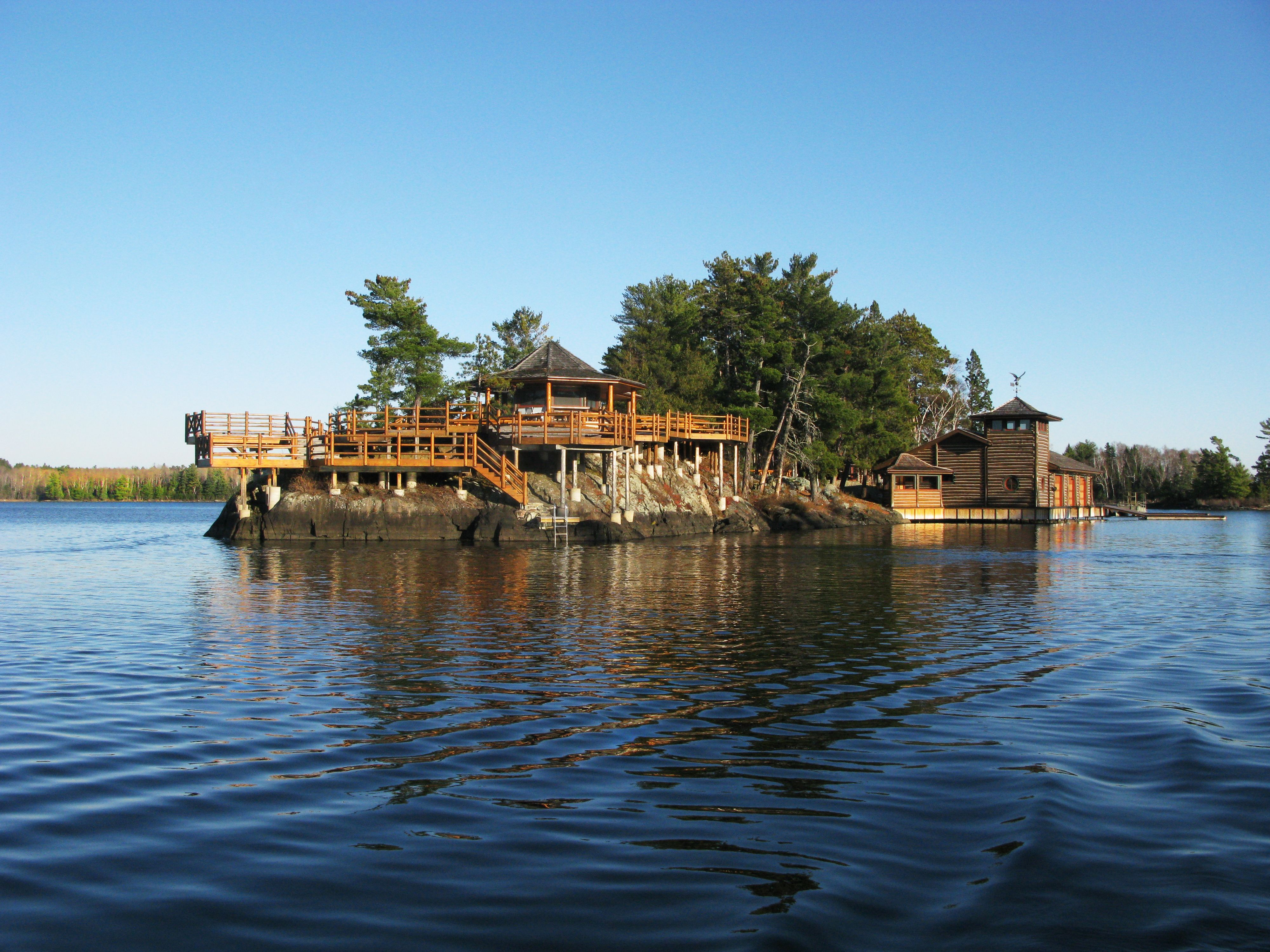 Muskie Island Project, Lake of the Woods, Ontario | Life By