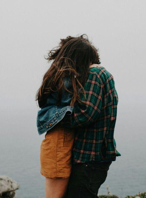 couple, grunge, and hug image   people   Stranger things ...