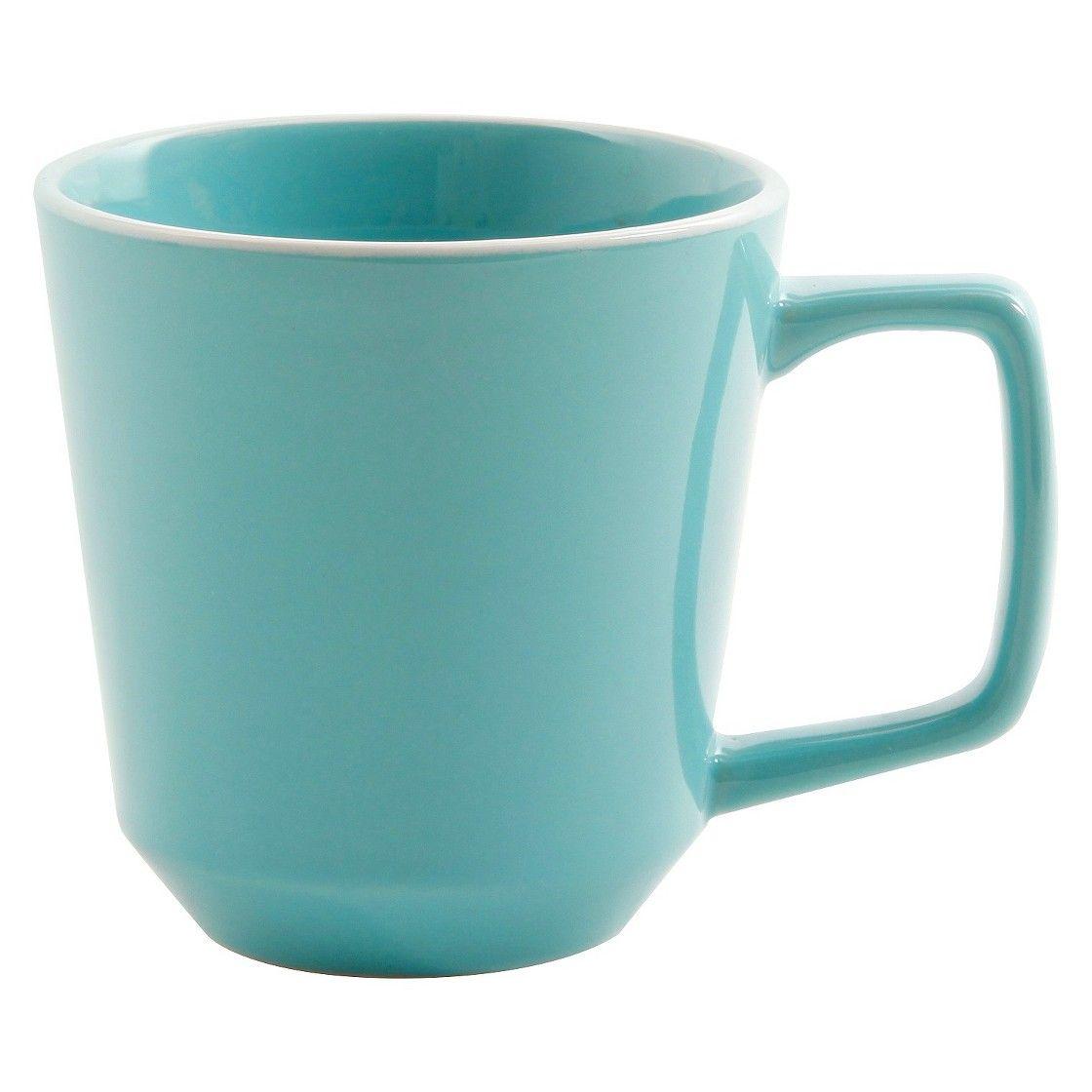 Room Essentials� Stoneware Coffee Mug - Turquoise