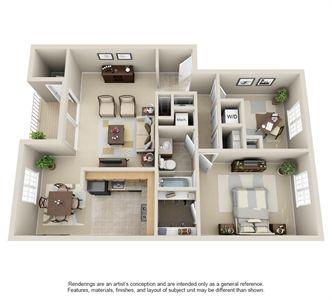 Towson Apartments Versailles Apartments Floor Plans Apartment Floor Plans One Bedroom House Plans House Floor Plans