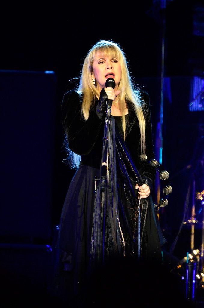 Stevie Nicks Photo - Fleetwood Mac In Concert