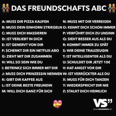 abc sprüche Visual Statements® Das Freundschafts ABC Sprüche/ Zitate/ Quotes  abc sprüche
