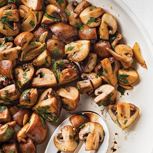 Find more healthy and delicious diabetes-friendly recipes like Sautéed Mushrooms With Balsamic, Garlic, and Parsley on Diabetes Forecast®, the Healthy Living Magazine.