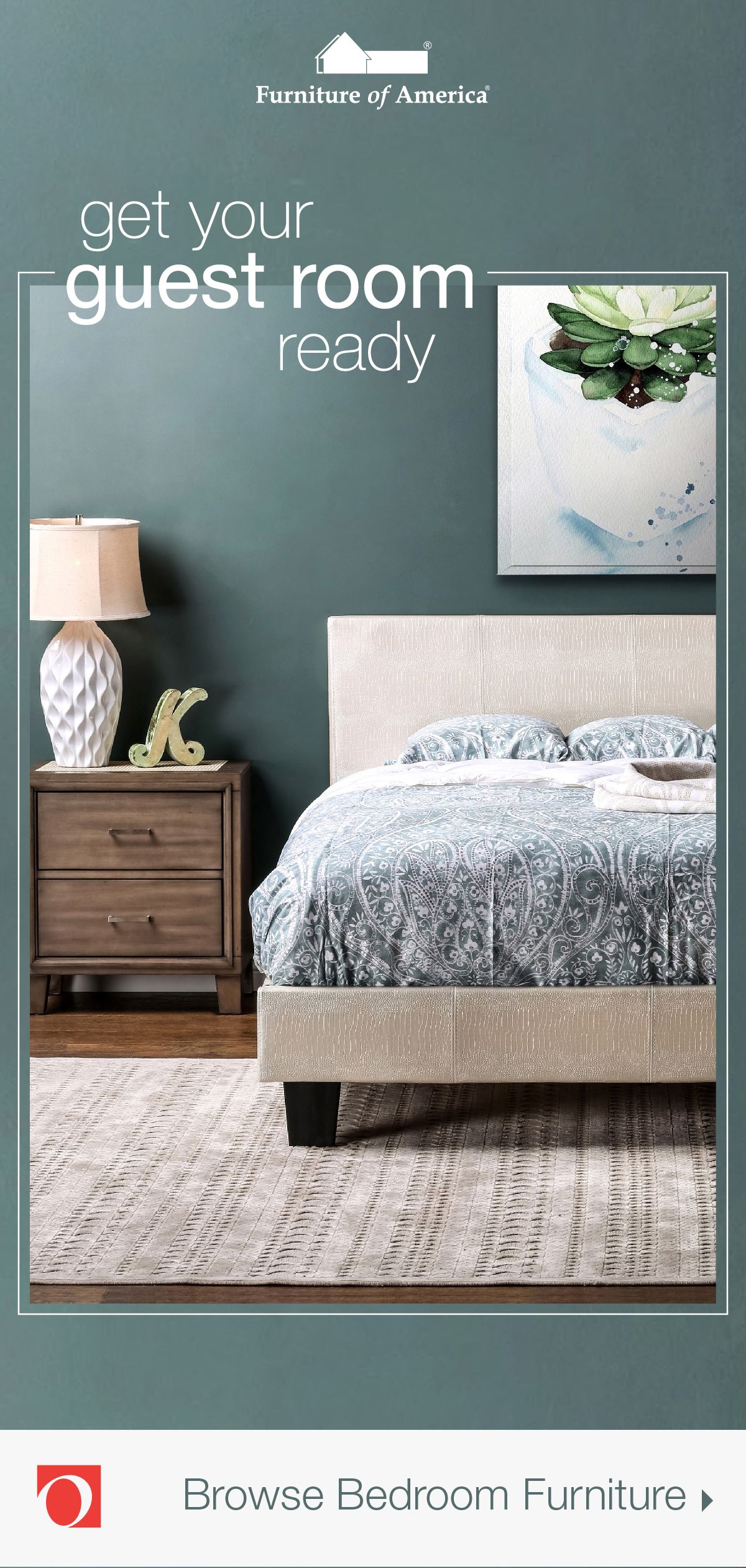Bedroom Creator Online: Turn That Spare Bedroom Into A Comfortable Guest Room With
