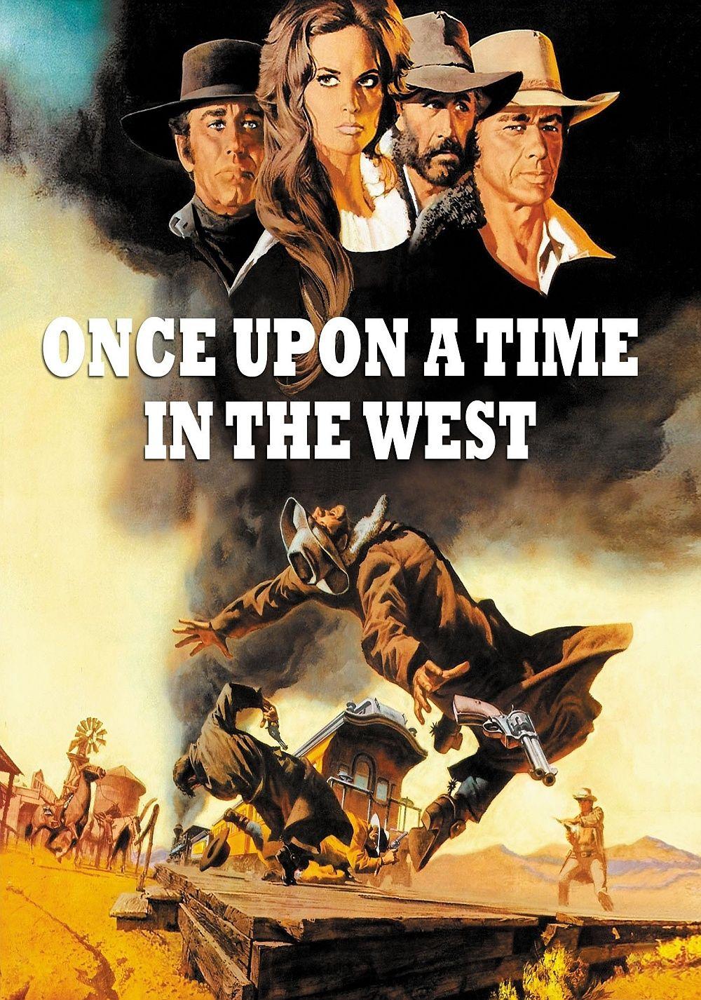 Once Upon A Time In The West Movie Fanart Fanart Tv Gute Filme Julie Andrews Star Wars