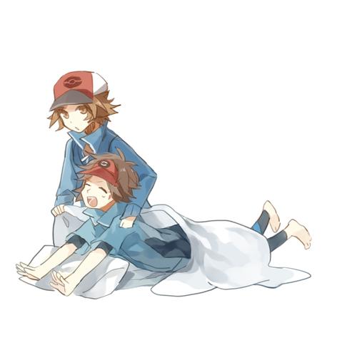 touya y Kyouhei