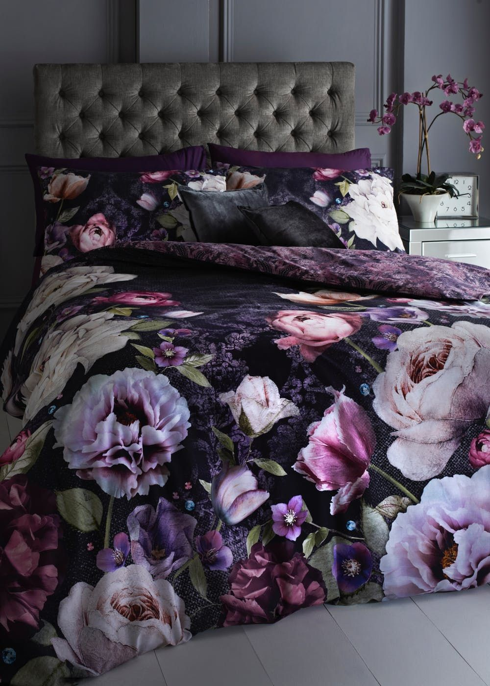15 Gorgeous Purple Bedroom Ideas With Images Purple Bedrooms