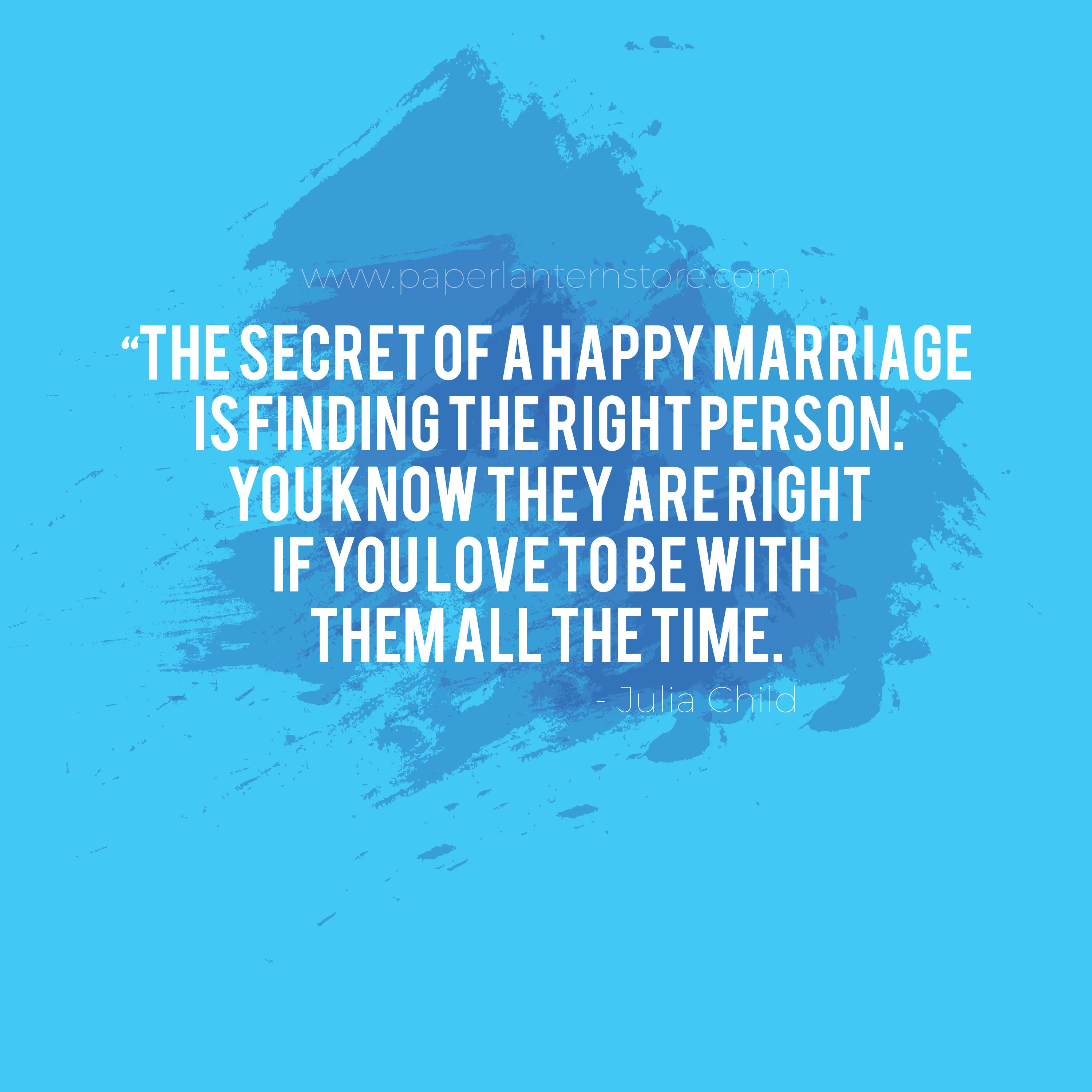 Know The Secret Of Having A Happy Marriage! (With Images