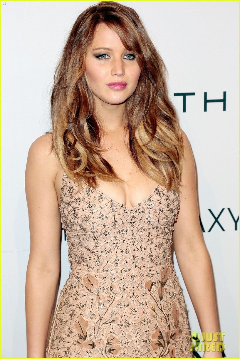 Jennifer Lawrence: 'THR' Nominees' Night 2013