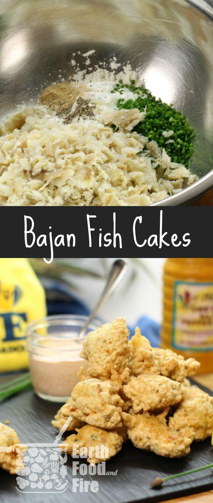 How To Make Bajan Salt Fish Cakes