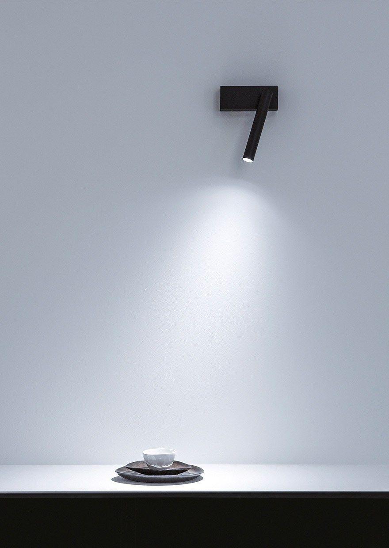 Led Adjustable Metal Wall Lamp Mira Wall Lamp Davidegroppi Nastennye Lampy Dizajn Lampy Svetilniki