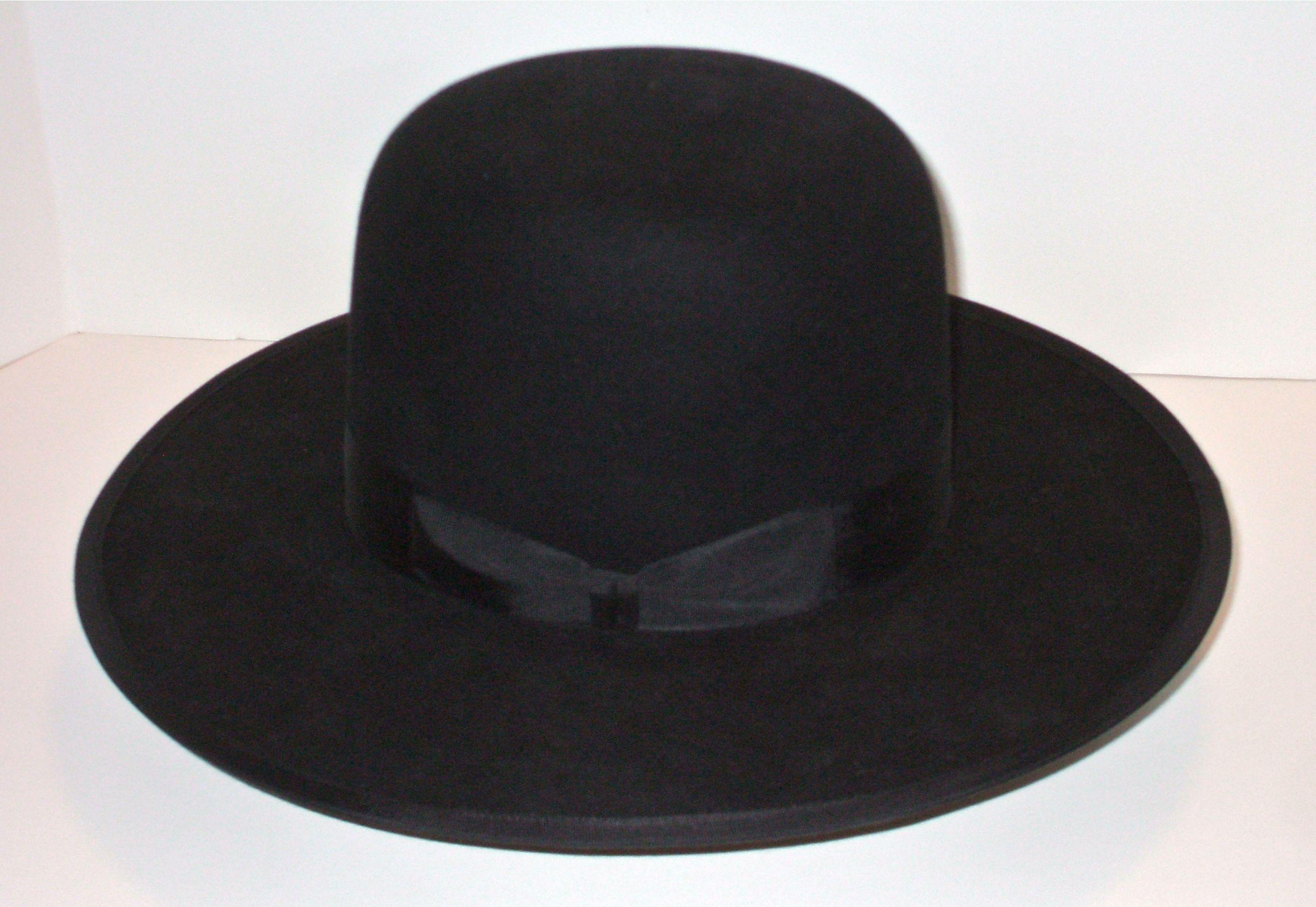 05a406955 Custom Made Wyatt Earp Tombstone Movie Hat by Gomez Hat Company ...
