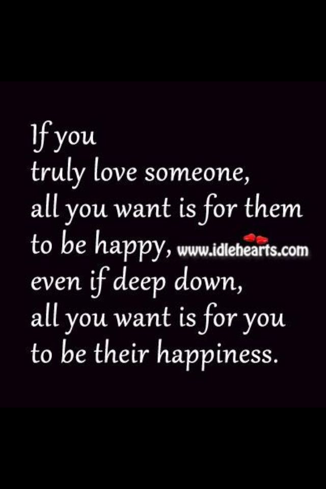 If You Want To Be Happy Just Be