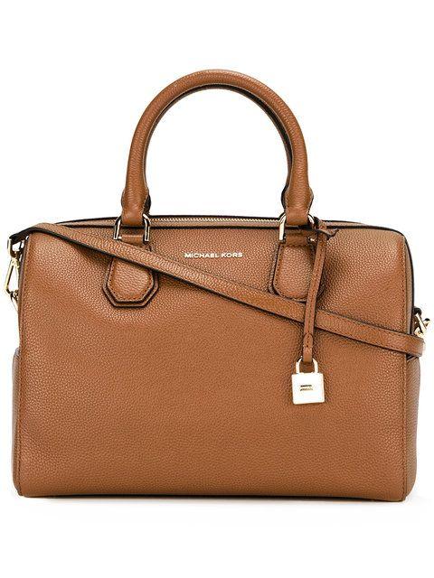 Michael Michael Kors Bolsa tote de couro clássica   Wishilist Bag ... 8b764d3873
