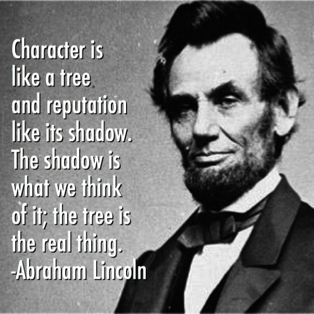 Character Is Like A Tree Legends Quotes Best Quotes Legend Quotes Image Quotes