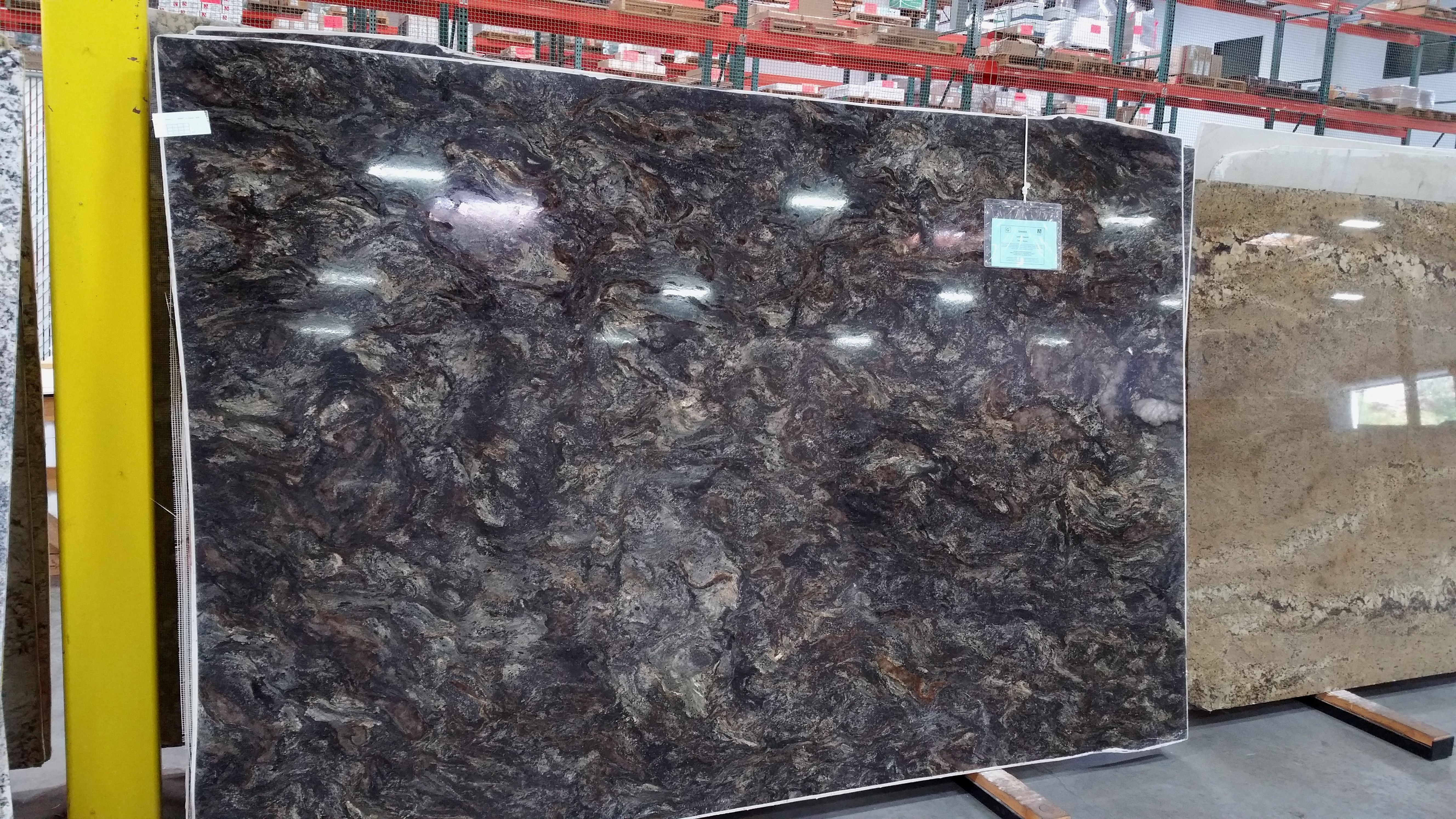 Ordered this for my 5ft x 9ft kitchen island: Cosmos Granite ...