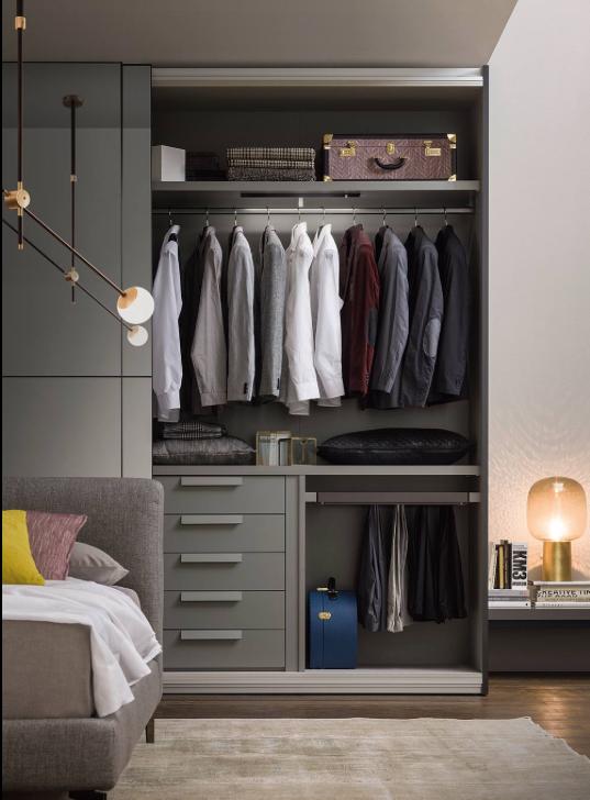 Ein Leitfaden für die Einrichtung von Garderoben Möbel