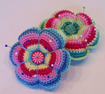 Speldenkussen Haken Met Nederlands Patroon Crochet