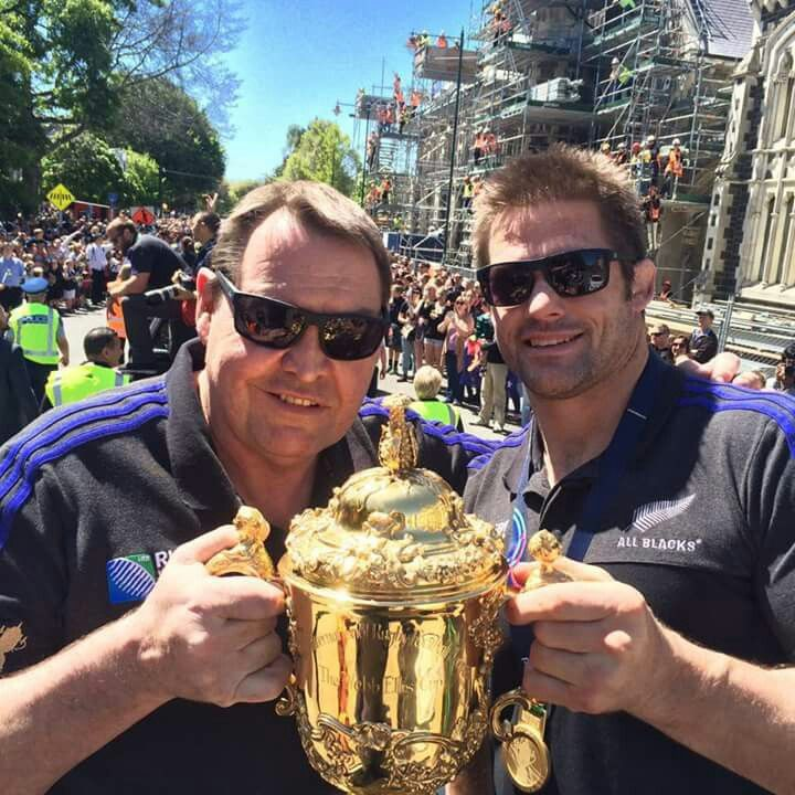 Rugby world cup winners 2015.